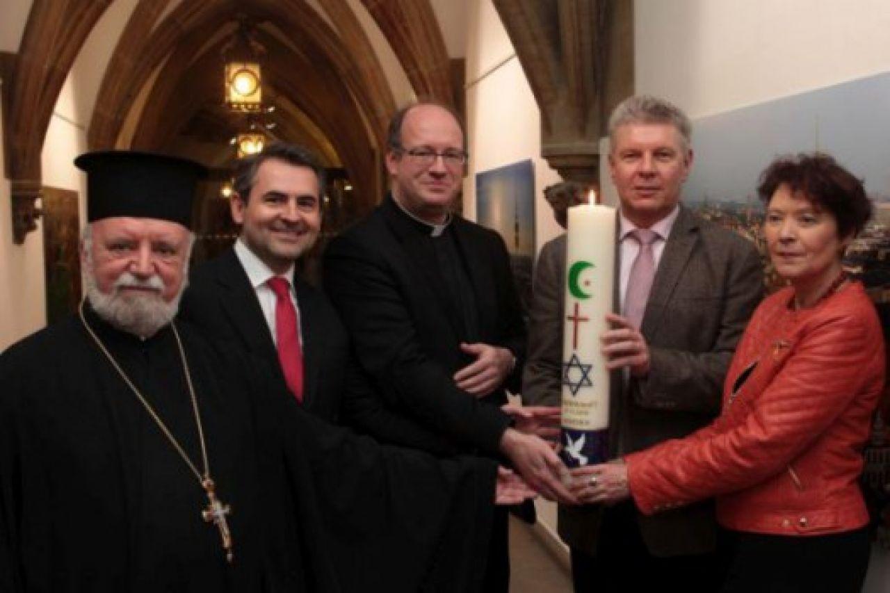 Μόναχο: Μήνυμα αρμονικής θρησκευτικής συμβίωσης
