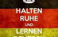 Σταματήστε επιτέλους να πιστεύετε ότι τα γερμανικά είναι άσχημη γλώσσα