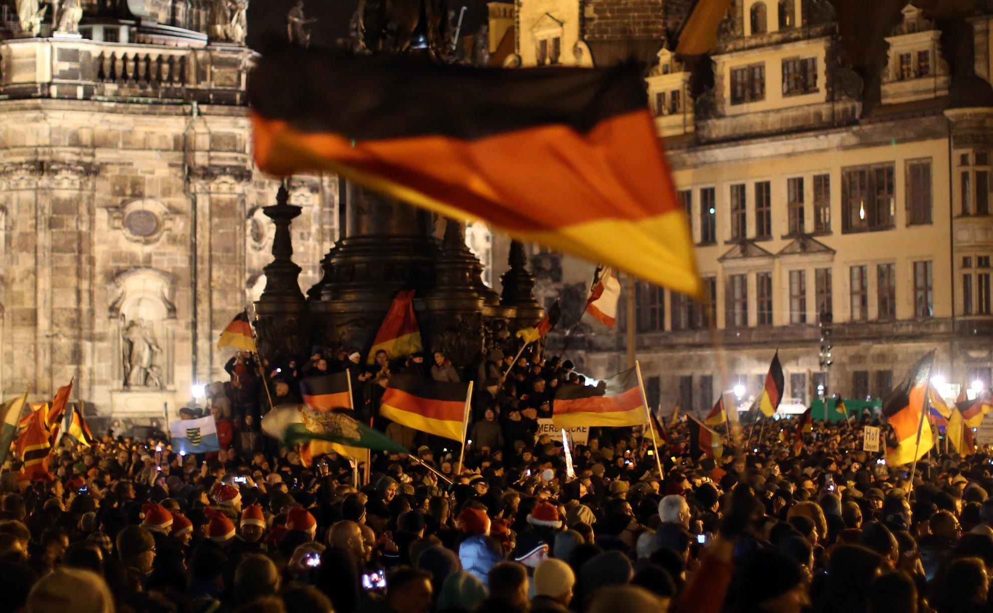 Κολωνία: Ποιοί και γιατί διαδηλώνουν σήμερα;