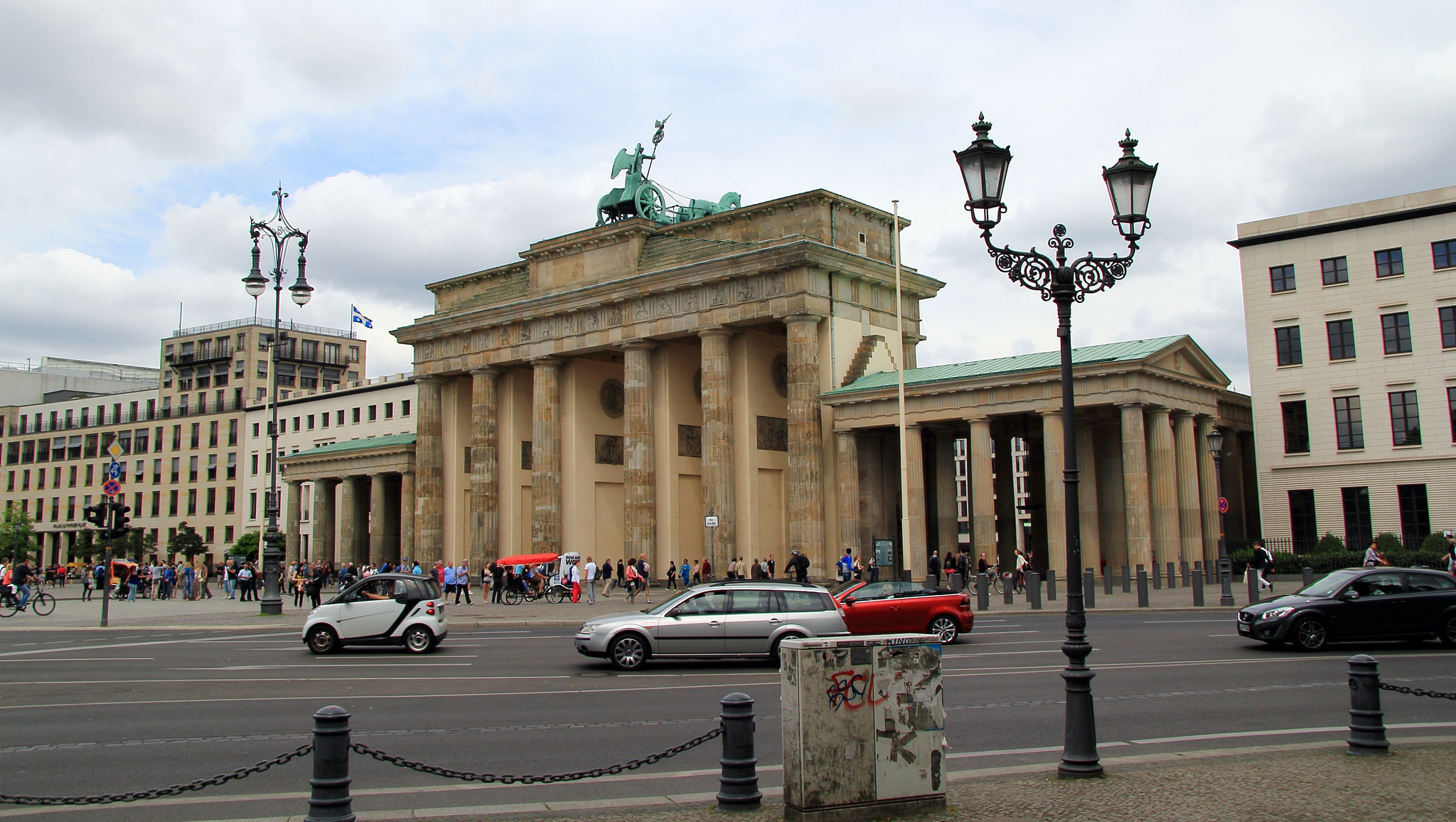 Το Βερολίνο είναι μία Σύγχρονη Μητρόπολη με Ιστορία
