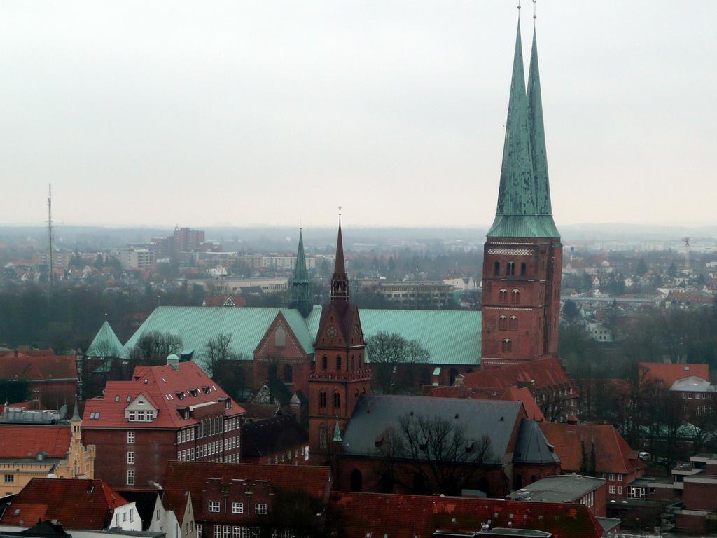 Lubeck: Η πόλη με τους τρεις Νομπελίστες