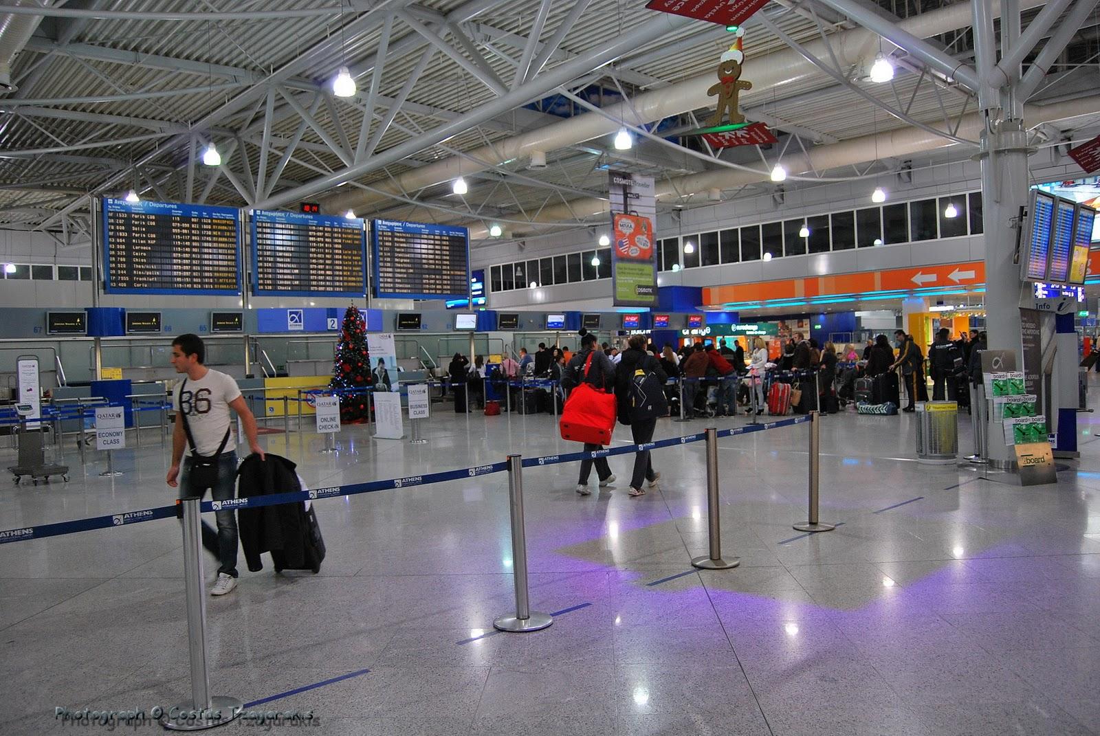 Μόναχο: Δείτε τι Κατάσχεσαν από Επιβάτη στο Αεροδρόμιο