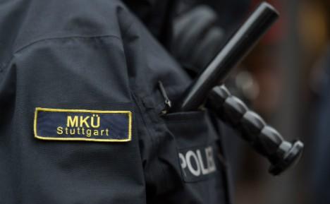Στουτγκάρδη:Αστυνομικός έχασε το Αυτί ύστερα από Άγρια Επίθεση