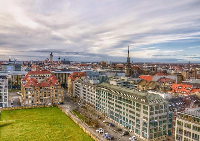 Λειψία: Μία καλλιτεχνική, πανέμορφη πόλη στα ανατολικά