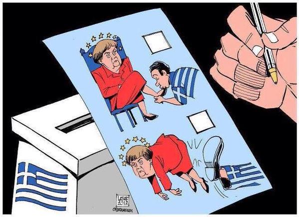 Ιδού η απόδειξη ότι η Γερμανία στηρίζει την Ελλάδα!