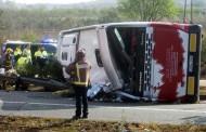 2 Γερμανοί ανάμεσα στους νεκρούς στο δυστύχημα στην Ισπανία