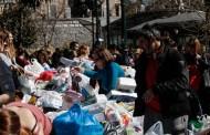 10.000 Αθηναίοι Προσφέρουν στους Πρόσφυγες