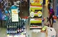 Βίντεο - Σοκ με εν Ψυχρώ Εκτέλεση σε σουπερμάρκετ