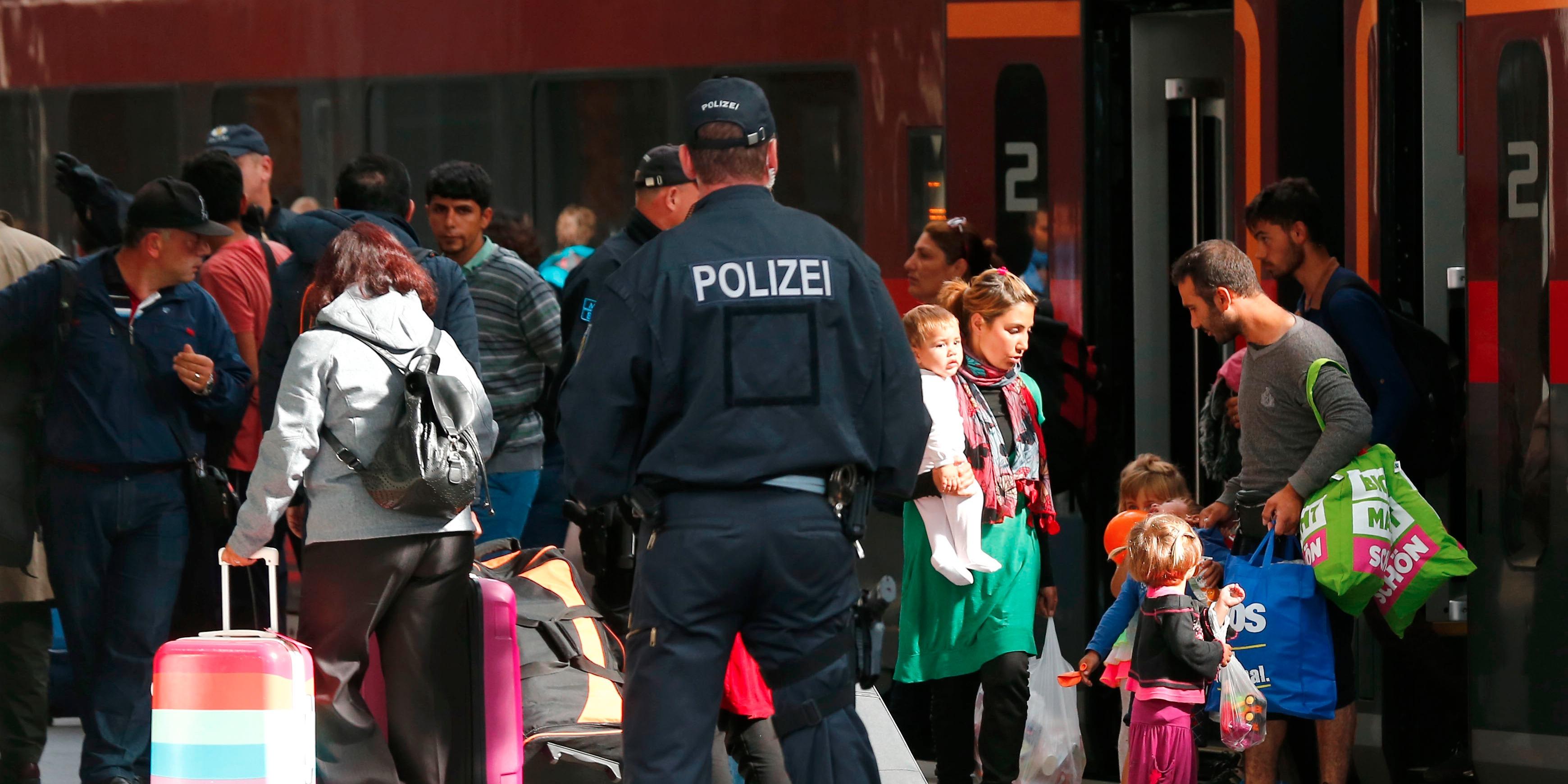 Γερμανία: 61.500 οι Αιτούντες Άσυλο μόνο για το Φεβρουάριο