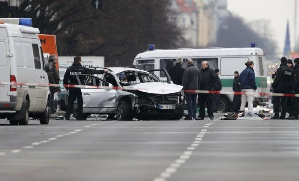 Γερμανία: Εγκληματική και όχι τρομοκρατική η έκρηξη στο Βερολίνο