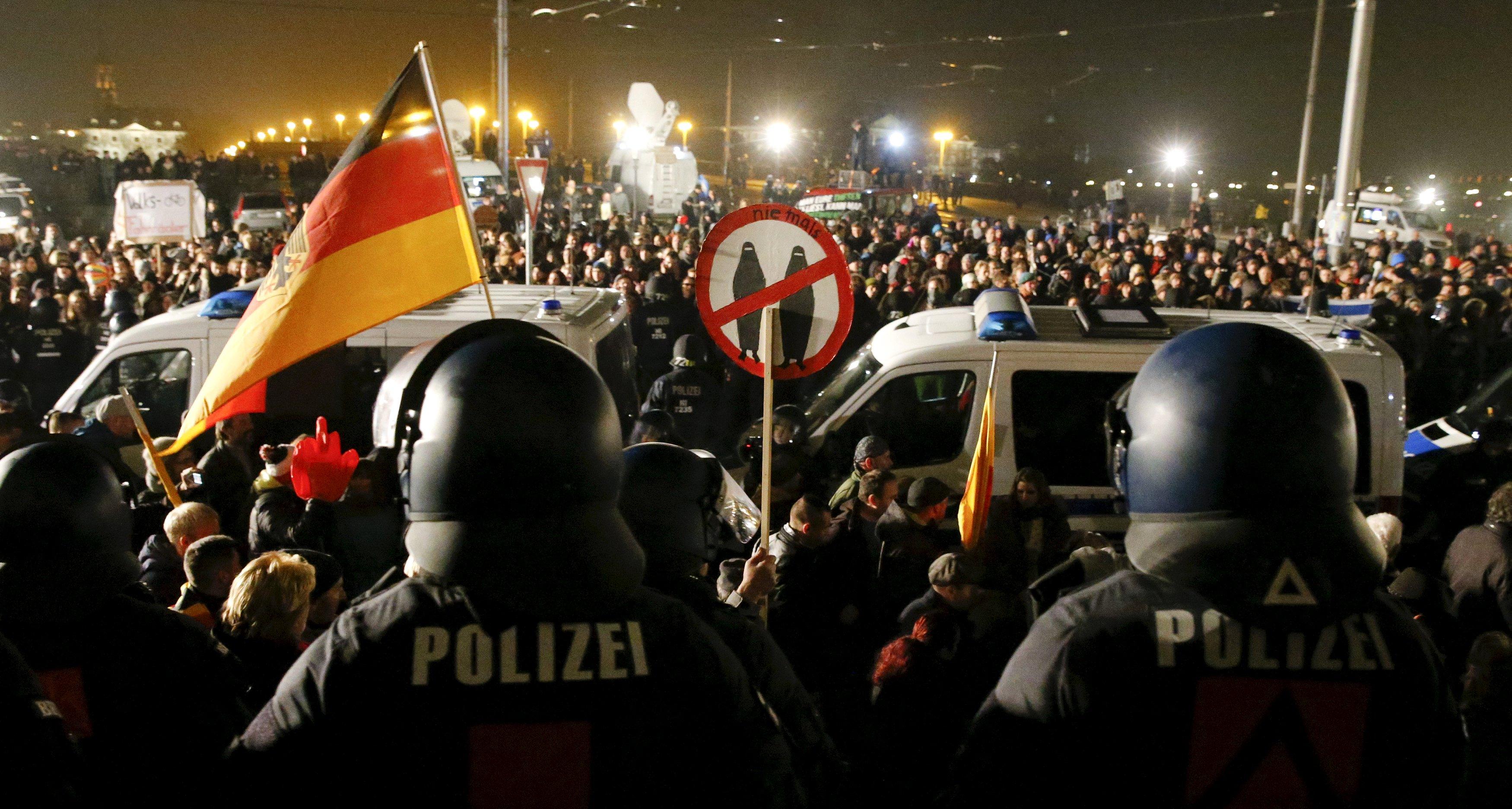 Γερμανία: Δείτε την Άνοδο της Ακροδεξιάς σε Γράφημα!