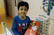 Αύριο Αναχωρεί για Μόναχο η Οικογένεια του μικρού Ράμι