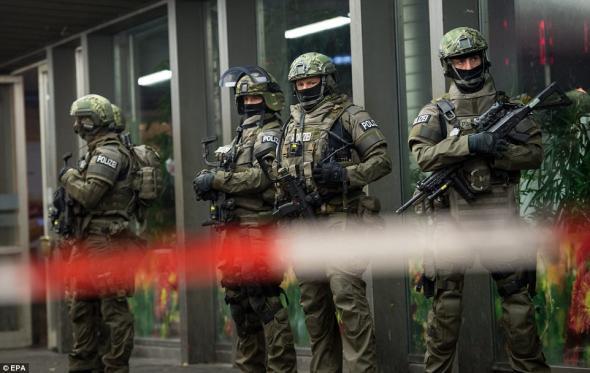 Δρακόντεια τα μέτρα ασφαλείας παντού στη Γερμανία