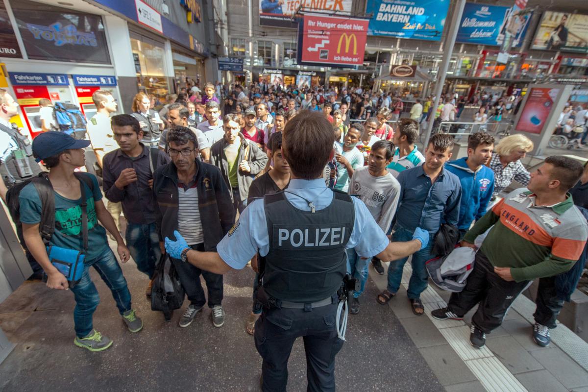 VIP η μετακίνηση Προσφύγων από Ελλάδα προς Γερμανία