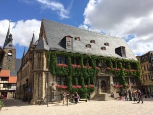 Quedlinburg: ταξίδι στον Μεσαίωνα