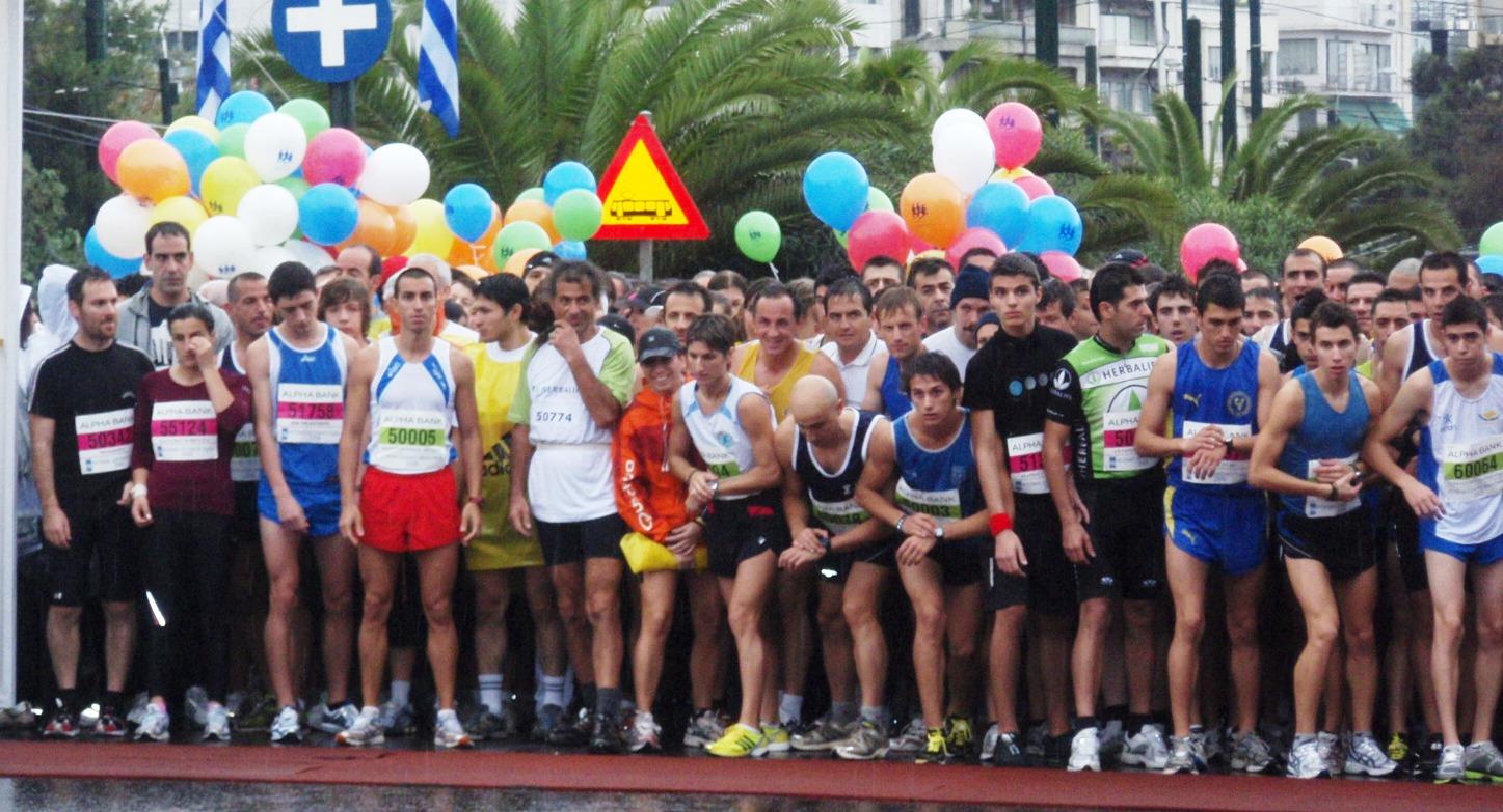 Οι Γερμανοί λατρεύουν τον αθλητισμό και κάνουν αφιέρωμα στον Μαραθώνιο Αθήνας!