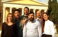 Με φόντο την Ακρόπολη και το Ζάππειο οι Argo στη Eurovision