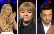X-Factor: Δείτε τη 18χρονη που έκανε τους Κριτές να Ανατριχιάσουν
