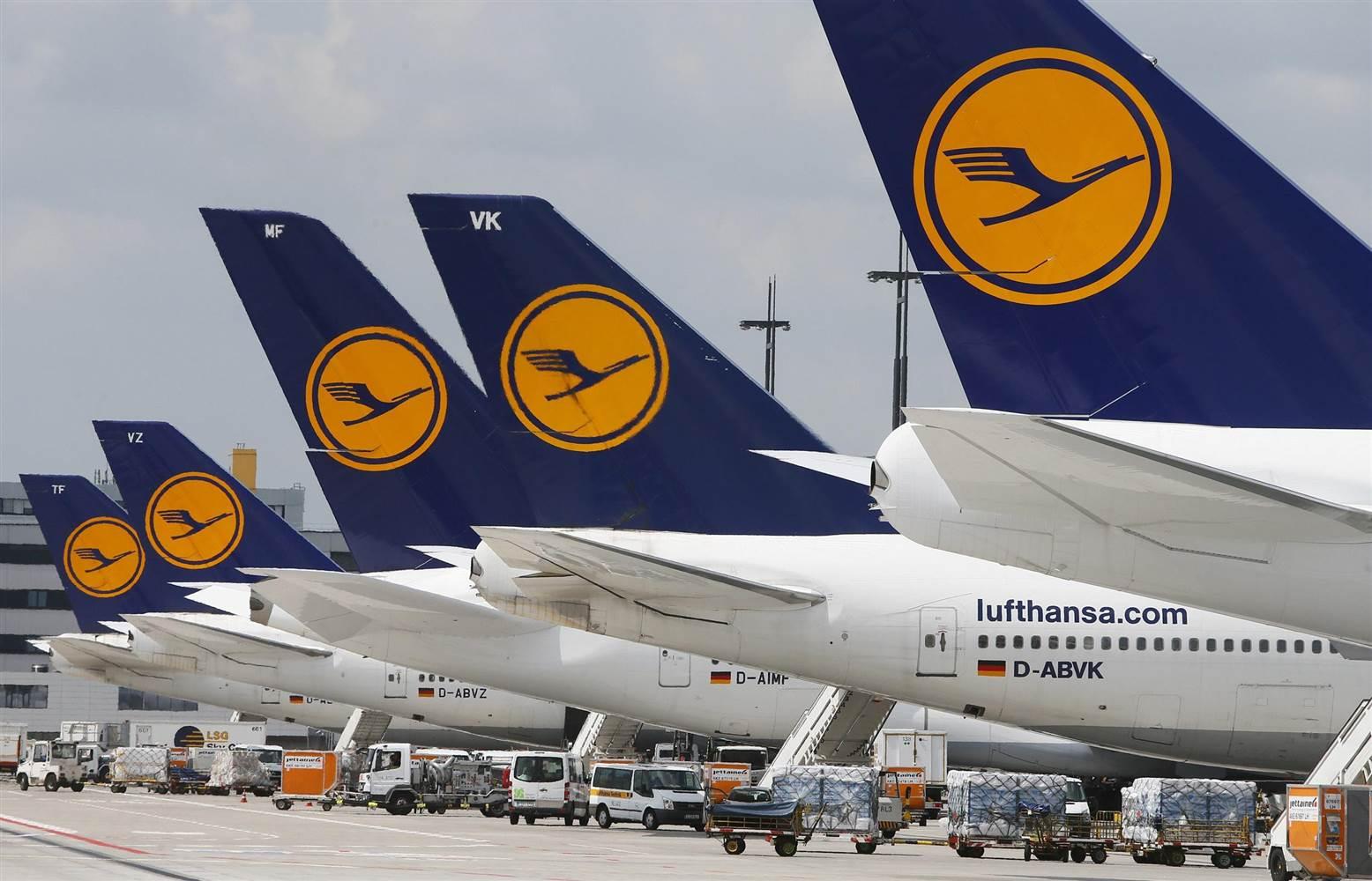 Lufthansa: Η απεργία της Τετάρτης θα επηρεάσει δεκάδες χιλιάδες επιβάτες