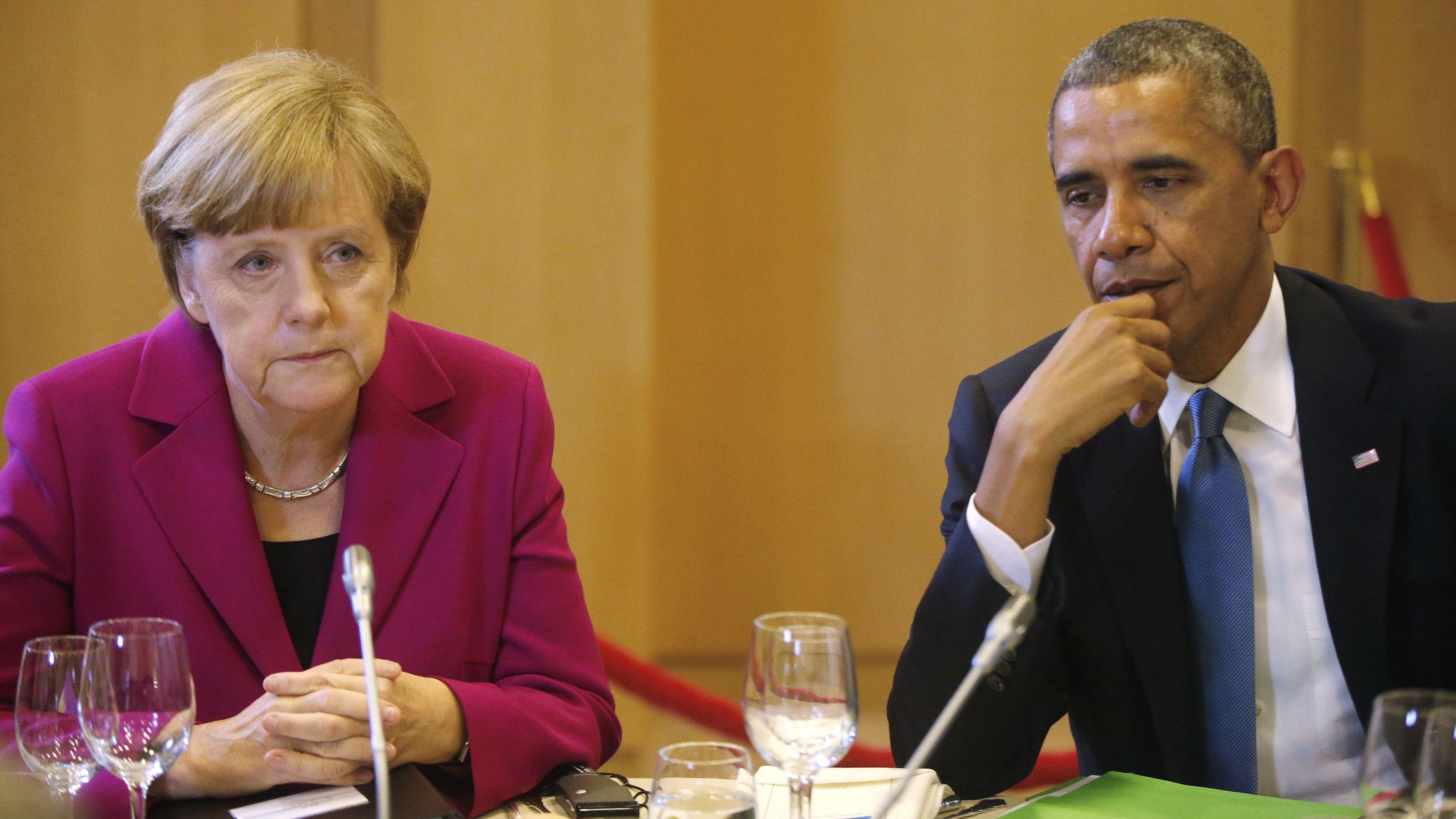 Τη Δευτέρα ο Μπαράκ Ομπάμα στη Γερμανία