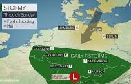 Ο καιρός στη Γερμανία το Σαββατοκύριακο: Ποιες περιοχές παραμένουν στο...