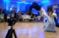 Ο χειρότερος γαμήλιος χορός στην ιστορία -Κλωτσιά στη νύφη!