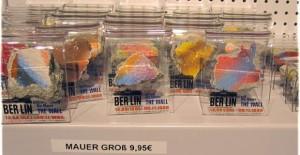 Γερμανία: Το Τείχος του Βερολίνου είναι το πιο περιζήτητο σουβενίρ