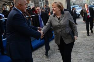 Μαραθώνιος Μέρκελ εν όψει εκλογών