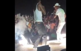Παραλίγο τραγωδία σε συναυλία του Snoop Dogg -Κατέρρευσαν τα κάγκελα ασφαλείας