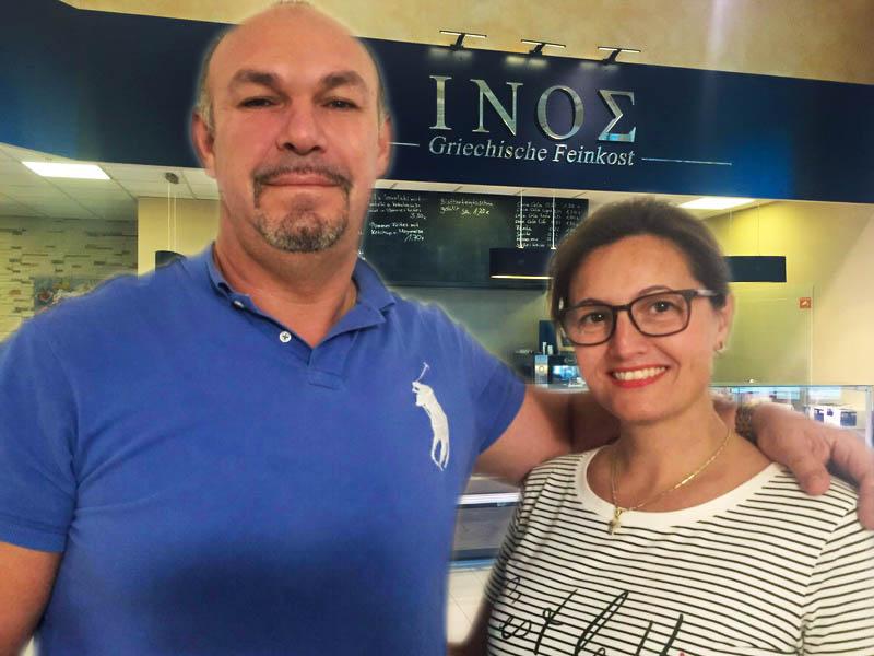 Βερολίνο: το Inos Feinkost γεμίζει με αυθεντικά ελληνικά αγαθά το χριστουγεννιάτικο τραπέζι