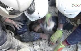91 νεκροί από τους βομβαρδισμούς στο Χαλέπι - Ανάμεσα τους παιδιά
