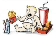 Μέχρι το 2025 η Ελλάδα θα έχει τα πιο παχύσαρκα παιδιά της Ευρώπης