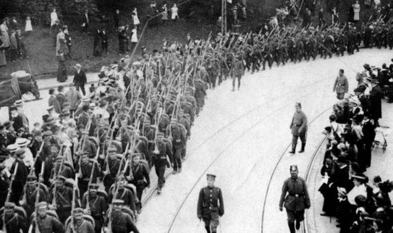 Έλληνες του Γκέρλιτς - Όταν η Γερμανική ορχήστρα έπαιζε τον ελληνικό εθνικό ύμνο