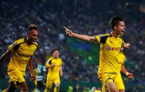 Μεγάλο βήμα η χθεσινή νίκη της BVB Dortmund