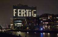 Το Αμβούργο γιορτάζει το νέο σύμβολό του, τη Φιλαρμονική!