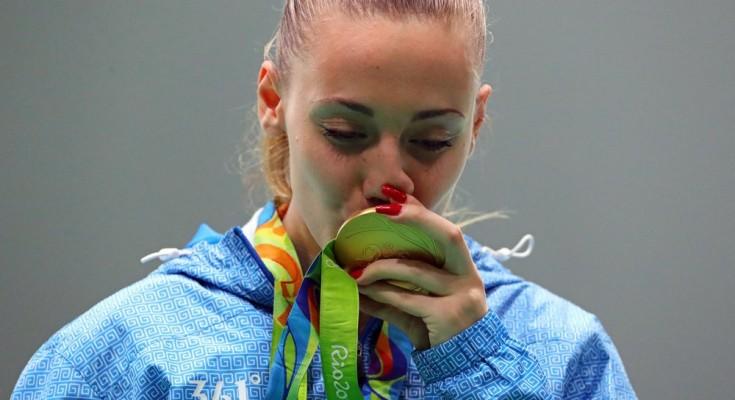 Στη Γερμανία θα αγωνιστεί το Σαββατοκύριακο η Άννα Κορακάκη
