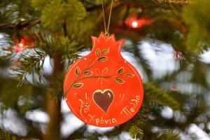 Τα ωραιότερα χριστουγεννιάτικα στολίδια από την Ελλάδα τώρα στη Γερμανία!