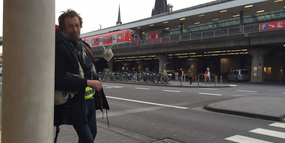 Köln: Κλιμακώνεται η κατάσταση μεταξύ των αστέγων στην Κολωνία