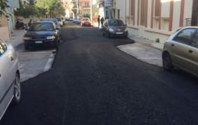 Ρέθυμνο: Ολοκληρώθηκε η ασφαλτόστρωση του δρόμου που έγινε viral