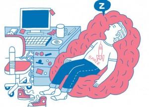 Να, τι σημαίνουν τα τινάγματα ποδιών - χεριών στον ύπνο μας και η αίσθηση ότι σκοντάφτουμε ενώ κοιμόμαστε