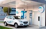 Πρατήριο υδρογόνου από τη Hyundai στη Γερμανία