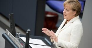 Η Μέρκελ απογοητευμένη από την Τουρκία για τη συμφωνία σχετικά με το προσφυγικό