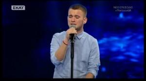 «The Voice»: Ο 19χρονος από την Άρτα που μάγεψε τους κριτές