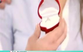 Ελλάδα: Πρόταση Γάμου OnAir στο τηλεπαιχνίδι Deal!