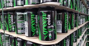 Green Cola: Γερμανοί βουλευτές πίνουν στην... υγειά της ΕΛΛΗΝΙΚΗΣ Cola!