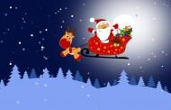 Γιατί ο Άγιος Βασίλης αγαπά τους ταράνδους;