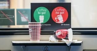 Düsseldorf: Σαφείς κανόνες από την Rheinbahn για τον καφέ στα οχήματά της