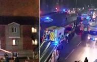 Μεγάλη έκρηξη σε κατοικημένη περιοχή στο Λονδίνο - Πέντε τραυματίες