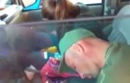 Ζευγάρι λιποθύμησε από ναρκωτικά στο αυτοκίνητο - Τα δύο μωρά τους ήταν στο πίσω κάθισμα!