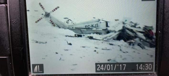 Eλικόπτερο συνετρίβη στην Κεντρική Ιταλία: Νεκροί οι 6 επιβαίνοντες